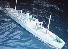 Argentina Maru Free Ship Paper Model Download - http://www.papercraftsquare.com/argentina-maru-free-ship-paper-model-download.html#ArgentinaMaru, #Ship