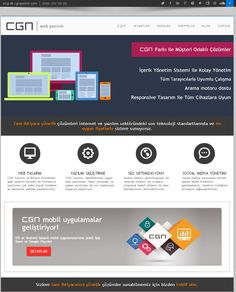 CGN Yazılım, hizmet kalitemiz ile tanışıp sorunsuz ve güvenilir hizmet anlayışımızdan faydalanabilirsiniz. http://cgnyazilim.com/blog/cgn-yazilim-hizmetlerimiz/