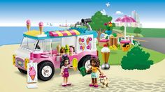 Emma's Ice Cream Truck - LEGO® Juniors