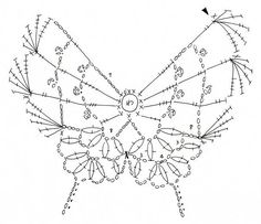 Solo esquemas y diseños de crochet: APLIQUES DE ANIMALES