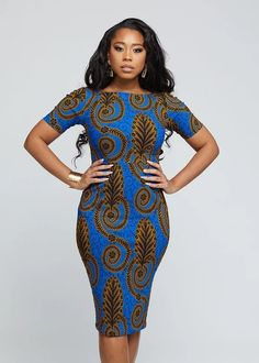 D'iyanu offers fashionable and modern African clothing at an affordable price. Update your closet and shop our selection of women's African print clothing! Modern African Print Dresses, Modern African Clothing, Long African Dresses, African Print Dress Designs, African Print Clothing, African Traditional Dresses, African Print Fashion, African Fashion Dresses, African Dress Styles