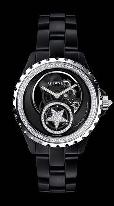 Novos relógios Chanel - Acessórios - Vogue Portugal