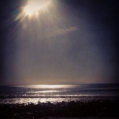 Good morning, sunshine!  #Malibu #ocean #beach #sunrise