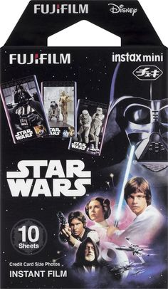Fujifilm Instax Mini Instant Film 10 Sheets, STAR WARS Limited ver * Learn more by visiting the image link. Instax Mini 8 Film, Instax Mini 8 Camera, Fujifilm Instax Mini 8, Fuji Instax, Disney Pixar, Camara Fujifilm, Instant Film Camera, Keyboard, Star Wars