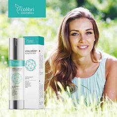 Hyaluronsäure Konzentrat - NEU! hochdosiertes Hyaluron Anti Aging Serum Gel gegen Falten - 50ml von colibri cosmetics | Naturkosmetik made in Germany: Amazon.de: Beauty