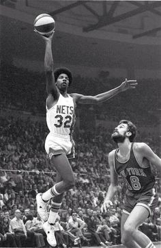 Dr. J and Phil Jackson