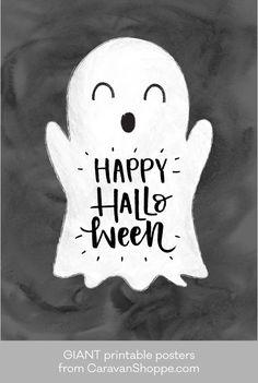 Happy Halloween Ghosty
