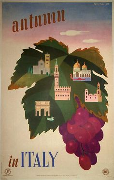 Autumn in Italy, 1958, Previtali 950