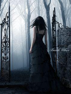 Beyond The Gate by BurakUlker.deviantart.com on @deviantART