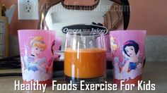 Check out this healthy foods exercise for kids.  It really works!