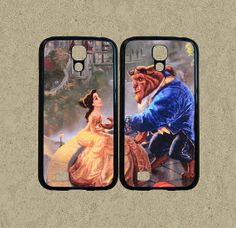 Samsung galaxy Note 3,Samsung galaxy Note 2,Samsung galaxy s4,Samsung galaxy s3,Samsung S3 mini,Samsung S4 mini case--beauty and the beast.  by Ministyle360, $29.99
