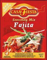 #Rückruf: Allergiker aufgepasst – Casa Fiesta ruft Gewürzmischungen zurück  Santa Maria, der Hersteller der Casa Fiesta Produkte mit Sitz in Schweden, hat die o.g. zwei Gewürzmischungen aus dem Handel zurückgerufen.   http://www.cleankids.de/2015/02/20/rueckruf-allergiker-aufgepasst-casa-fiesta-ruft-taco-seasoning-mix-und-fajita-seasoning-mix-zurueck/52623/