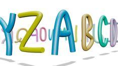 alphabet animation a-z Kids Board, Kids Learning, Alphabet, Animation, Logos, Alpha Bet, Logo, Animation Movies, Motion Design