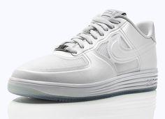Nike Lunar Force 1  - White Ice