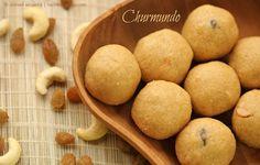 Churmundo (Konkani Style Whole Wheat Laddoos)