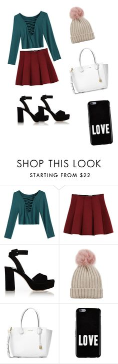 """""""my big party"""" by mscalixte ❤ liked on Polyvore featuring Outstanding Ordinary, Miu Miu, Jocelyn, Michael Kors and Givenchy"""