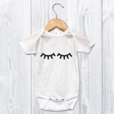Cute Baby Onesie. Handmade item. Made to order. #giftideas