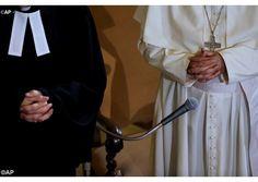 Pape François - Pope Francis - Papa Francesco - Papa Francisco- 15 nov 2015 : visite à une église luthérienne de Rome