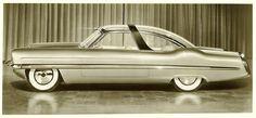 1953 Lincoln XL 500                      Concept