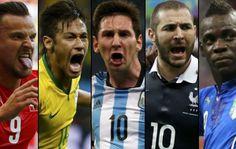 NOE CAPUÑAY TESEN: LUNES 16 DE JUNIO DEL 2014 | HORA:06:58 Brasil 201...