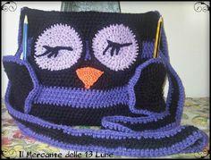 Owl Sleepy Bag #crafts