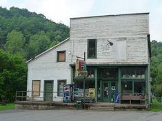 Loretta Lynn's Birthplace - Butcher Hollow: Webb's Grocery