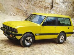 Curbside Classic: 1977 Range Rover – Success At Face Value 4x4, Swiss Cars, Safari, Automobile, Colani, Yellow Car, International Harvester, Four Wheel Drive, All Cars
