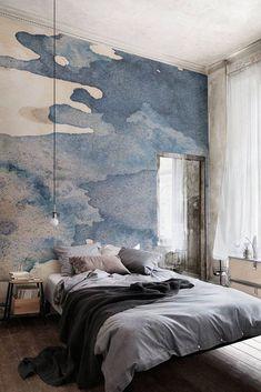 18 Cool Bedroom Decor in Your Home - Bedroom Design Dream Bedroom, Home Bedroom, Master Bedroom, Bedroom Decor, Bedroom Ideas, Design Bedroom, Summer Bedroom, Bedroom Furniture, Budget Bedroom