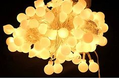 Ottery 10M 100 LED Holiday light Christmas led lights flash lamps 100 light tail insert ball lantern light string of copper wire yellow Ottery http://www.amazon.com/dp/B00OOGH6A8/ref=cm_sw_r_pi_dp_xGvAub0G6ZVF1
