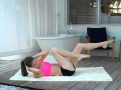 Yoga for a Strong Core - Video by Tara Stiles
