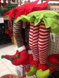 Elf legs are here!