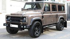 future defender 110   2015 Land Rover Defender 110