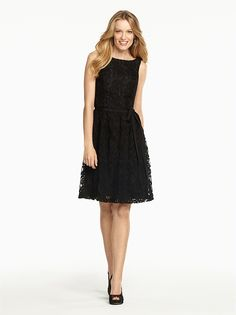 Natalie by Dessy Collection (shown in black)