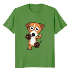 Cute Puppy T-Shirt for kids and adult dog lovers! A perfect gift for girls and boys on their birthday, on Christmas or anytime they want to celebrate Panda Power. Lucky Blue, Power Animal, Kids Girls, Boys, Puppy Clothes, Cute Dogs And Puppies, Cute Tshirts, Gifts For Girls, Panda