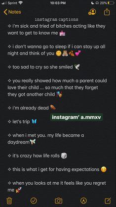 Instagram Caption Lyrics, Instagram Picture Quotes, Instagram Bio Quotes, Clever Captions For Instagram, Instagram Captions For Friends, Selfie Captions, Picture Captions, Deep Thought Quotes, Caption Quotes