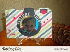 KB Stamps- http://kbstamps.blogspot.com/2014/04/top-dog-dies-dt-and-scrapbook-circle-hop.html  Mini Album using Scrapbook Circle Kit and Top Dog Dies