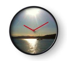 Sunset at Eden Horloge
