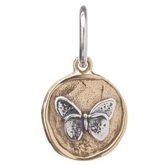 Waxing Poetic Camp Charm - Butterfly