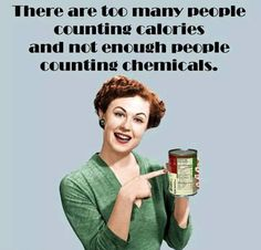 Always be aware of the types of ingredients in your food... http://www.naturalnews.com