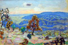 Pierre Bonnard, Mountain Landscape, 1912
