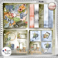 "Hello Spring from S.Designs at From France including two freebies! Don't miss to ""subscribe to the designer"" to follow all the releases of your favorite designer (click on the left button ...near ""add to cart""). Hello Spring; http://scrapfromfrance.fr/shop/index.php?main_page=advanced_search_result&keyword=Hello+spring&search_in_description=1&categories_id=&inc_subcat=1&manufacturers_id=50&pfrom=&pto=&dfrom=dd%2Fmm%2Fyyyy&dto=dd%2Fmm%2Fyyyy&x=30&y=16. 05/27/2015"