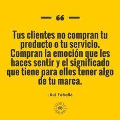 Tus clientes no compran tu producto o servicio.
