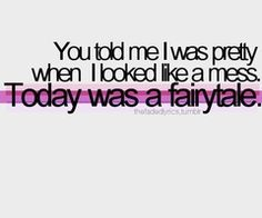 Today was a fairytale ♥