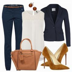 2018 Business Outfit Damen Kleidung Büromode – Best Of Likes Share Outfits Damen, Komplette Outfits, Urban Outfits, Fashion Outfits, Womens Fashion, Ladies Fashion, Fashion Ideas, Ladies Outfits, Fashion Tips