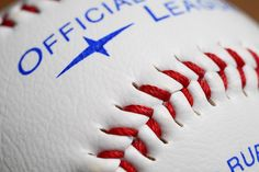 Baseball by Wildman XTi, via Flickr