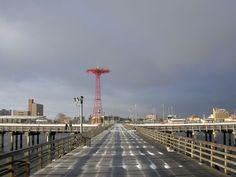 coney island pier | Coney Island Pier