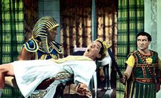 Tom Clegg & the two Kennys in Carry On Cleo
