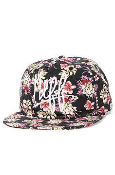 """""""NEFF Hat Vacay in Black"""" a revamp for spring"""