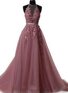 "promdress-lovedress: ""lace prom dress, evening dress shop here """