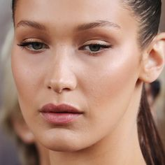 Bella Hadid seen leaving the Hotel Martinez during the annual Cannes Film Festival. Cannes, France - Wednesday May USA, OZ, NZ,. Nude Makeup, Glam Makeup, Skin Makeup, Makeup Inspo, Makeup Inspiration, Beauty Makeup, Makeup Tips, Makeup Ideas, Simple Makeup